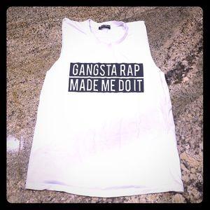 Gangsta Rap Tank